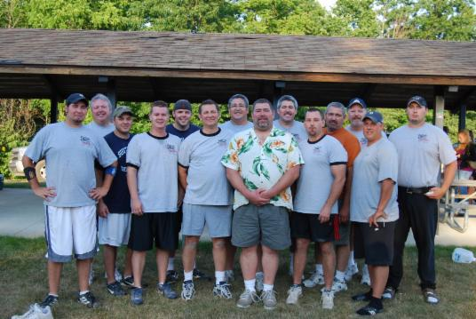 The Doors Inc. is a proud sponsor of South Lyon Wed. night mens softball